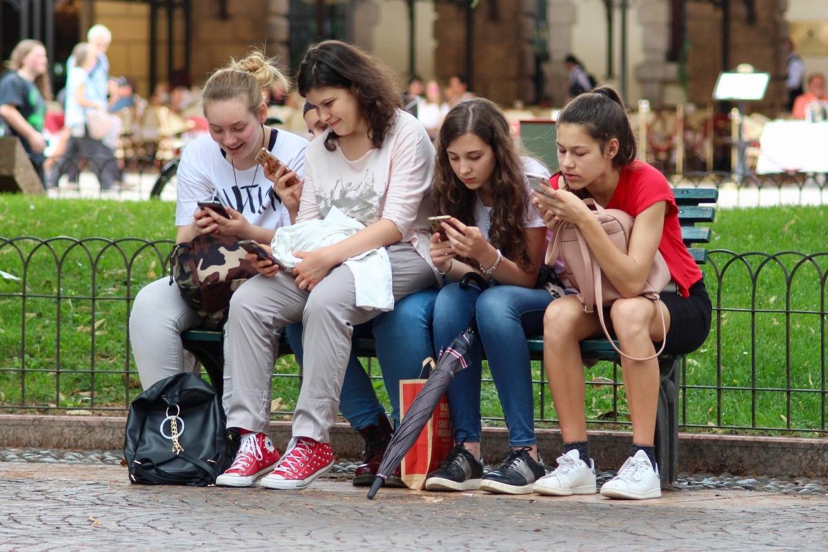 redes sociales hijos